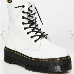 Dr. Marten Jadon White NEW IN THE BOX